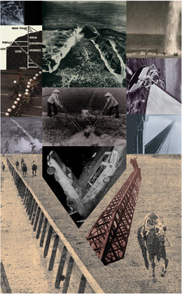 How To Make a Fine Art Photomontage Using Found Images